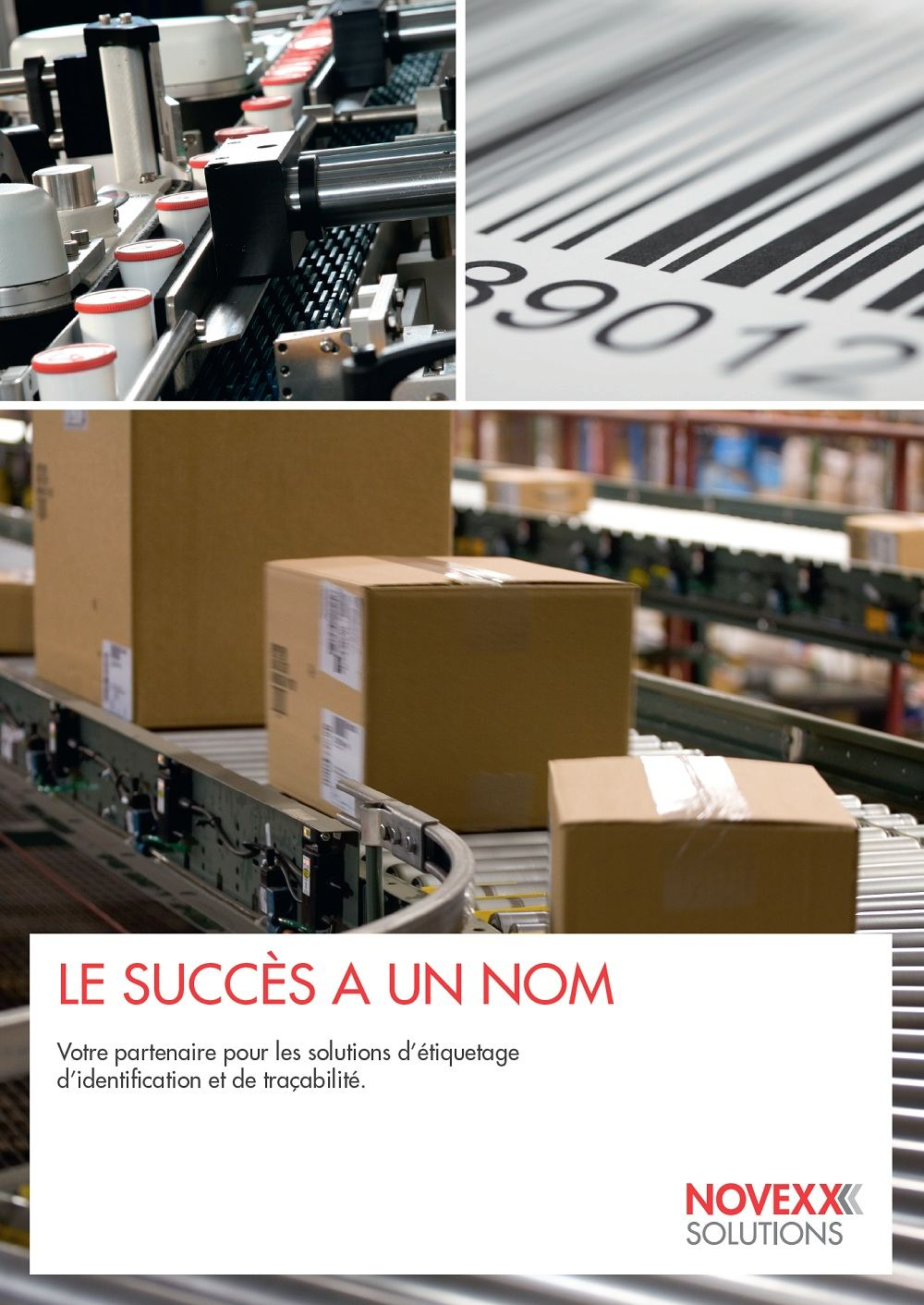 Brochure company profile NOVEXX Solutions