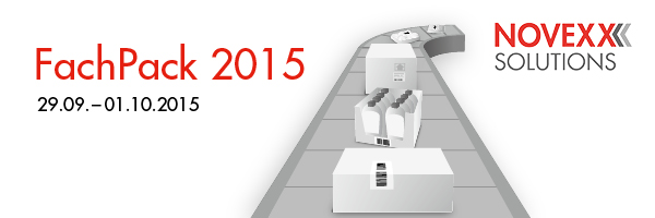 German Fair Fachpack 2015 - NOVEXX Solutions