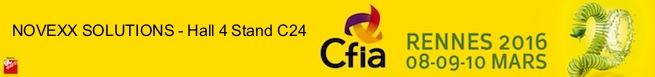 Cfia Fair NOVEXX Solutions