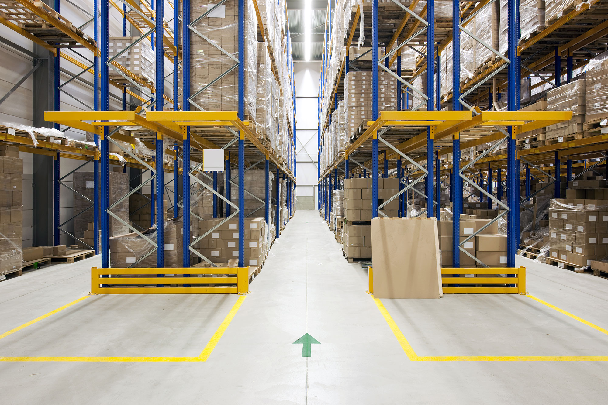 Logistic Warehouse NOVEXX Solutions